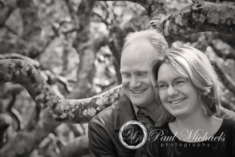 Engagement photography with Matt and Sarah.