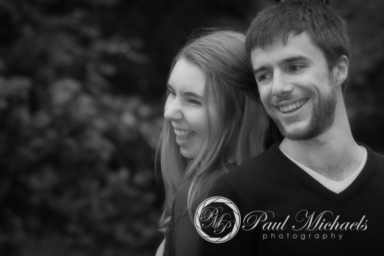 Engagement photos with David and Amy.