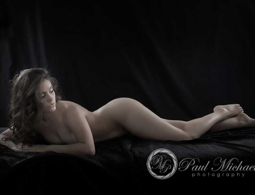 Boudoir Photoshoot with Stacey