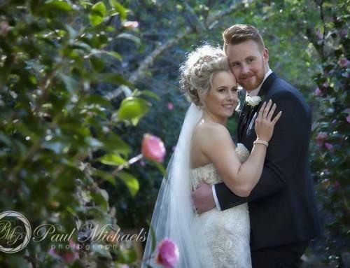 Josh and Emma at Aston Norwood.